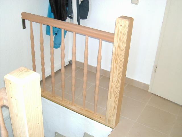 Treppengeländer Mstweg